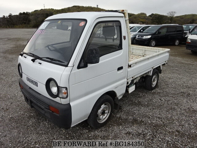 Used 1993 SUZUKI CARRY TRUCK BG184350 for Sale