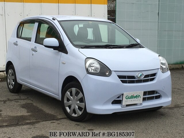 Used 2012 DAIHATSU MIRA ES BG185307 for Sale