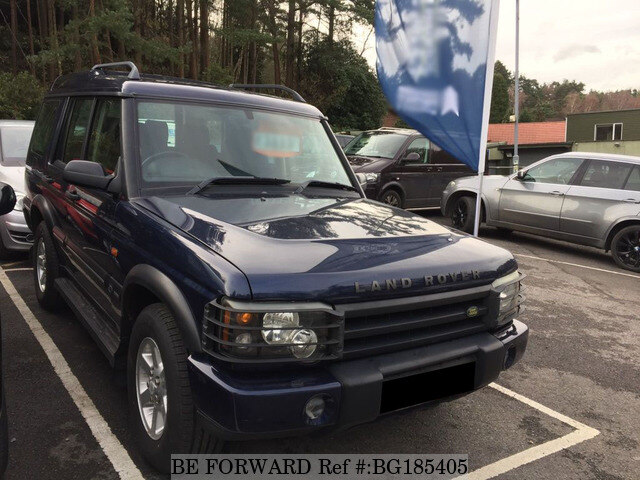Tremendous Used 2004 Land Rover Discovery Manual Diesel For Sale Bg185405 Be Wiring Database Rimengelartorg