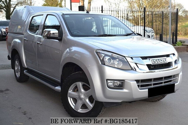 Used 2014 ISUZU D-MAX BG185417 for Sale
