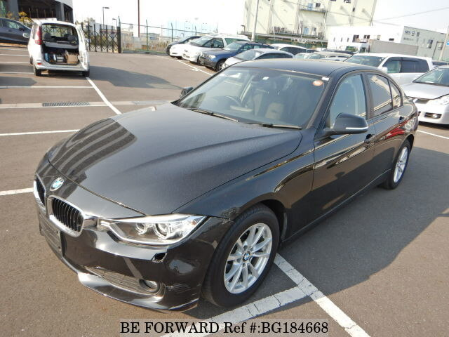Used 2012 BMW 3 SERIES BG184668 for Sale