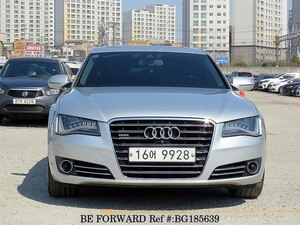 Used 2014 AUDI A8 BG185639 for Sale
