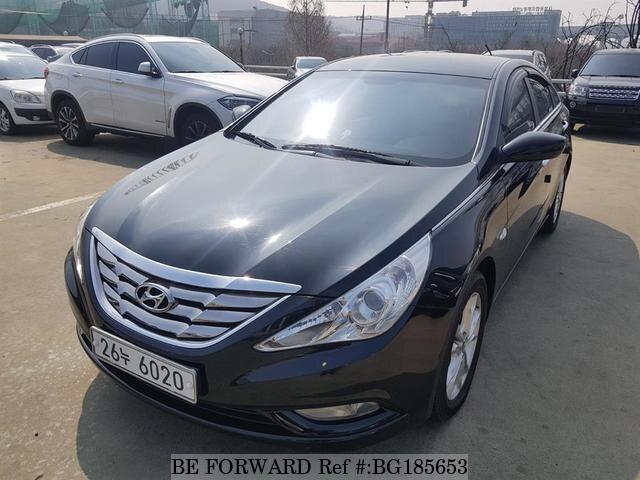 2011 Hyundai Sonata For Sale >> Used 2011 Hyundai Sonata For Sale Bg185653 Be Forward