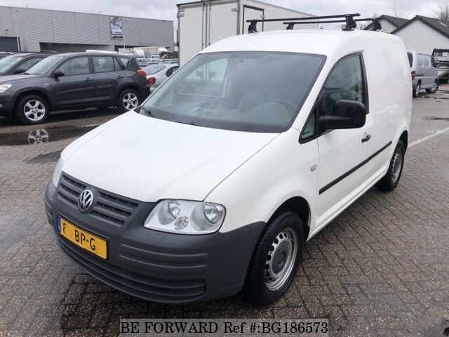 Onwijs Used 2004 VOLKSWAGEN CADDY 2.0 SDI for Sale BG186573 - BE FORWARD GT-04