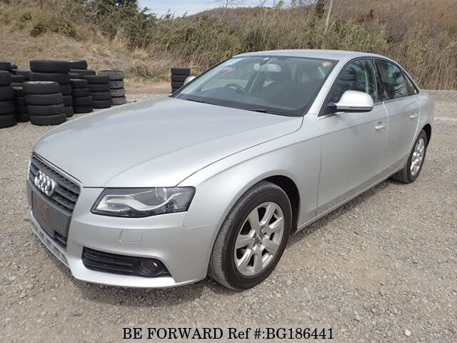 Used 2008 AUDI A4 BG186441 for Sale