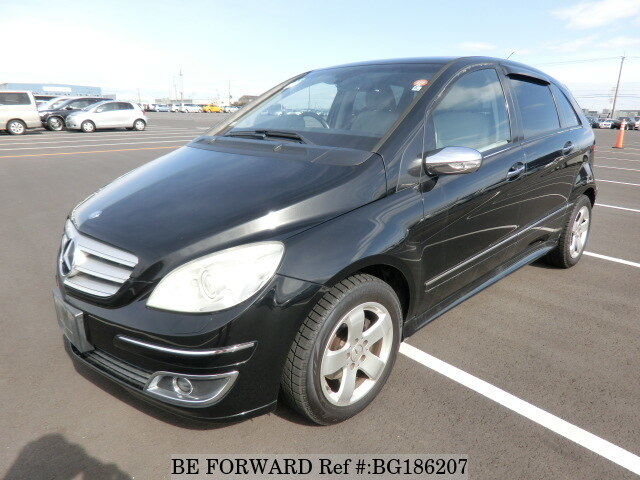 Used 2006 MERCEDES-BENZ B-CLASS BG186207 for Sale