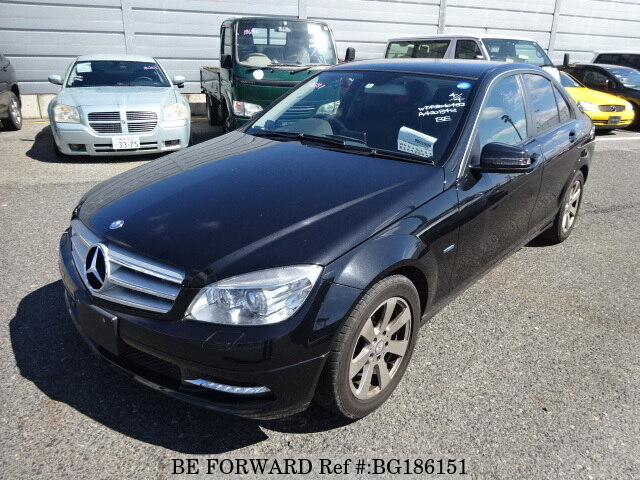 Used 2010 MERCEDES-BENZ C-CLASS BG186151 for Sale