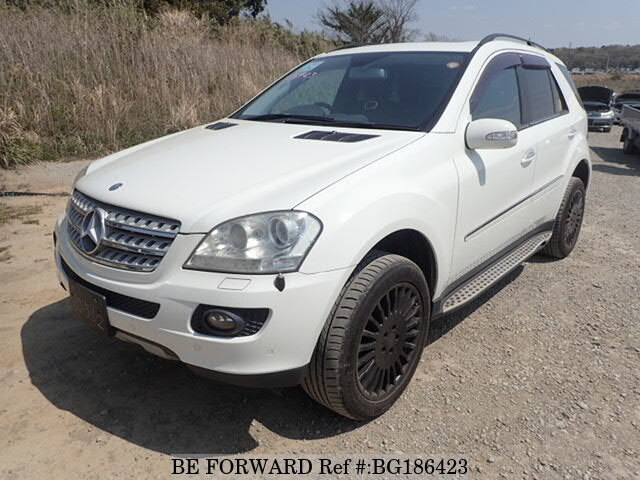 Used 2008 MERCEDES-BENZ M-CLASS BG186423 for Sale