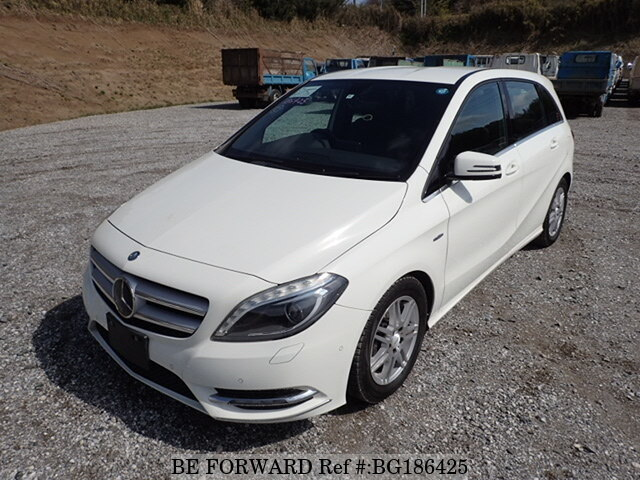 Used 2012 MERCEDES-BENZ B-CLASS BG186425 for Sale