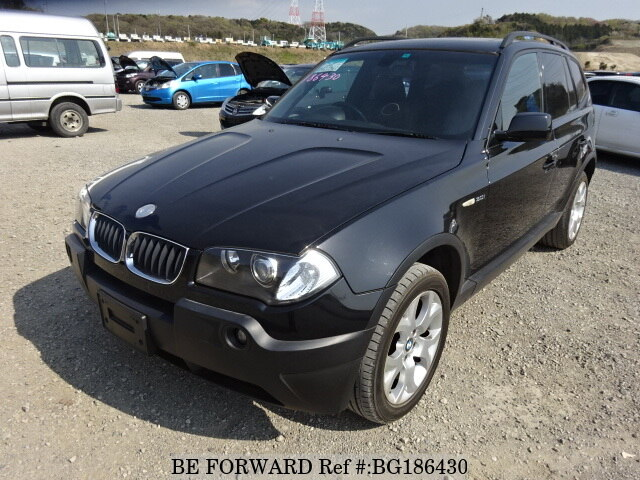 Used 2005 BMW X3 BG186430 for Sale