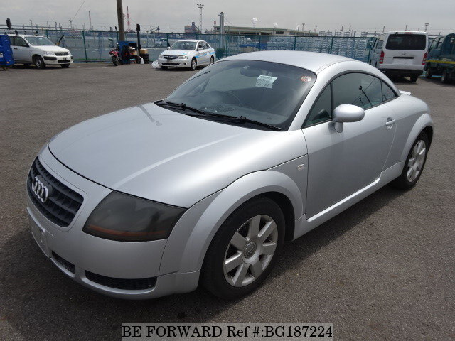 Used 2004 AUDI TT BG187224 for Sale