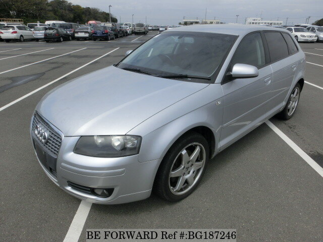 Used 2005 AUDI A3 BG187246 for Sale