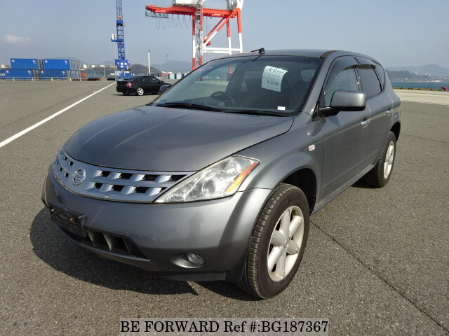 Used 2008 NISSAN MURANO BG187367 for Sale