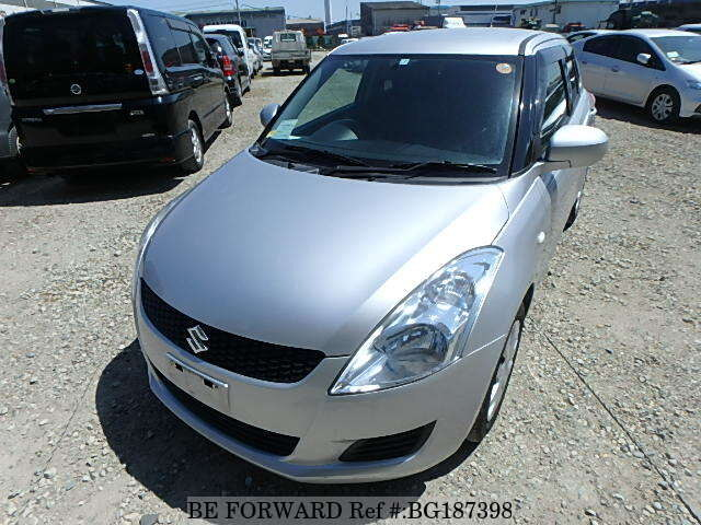 Used 2013 SUZUKI SWIFT BG187398 for Sale