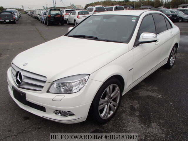Used 2009 MERCEDES-BENZ C-CLASS BG187807 for Sale