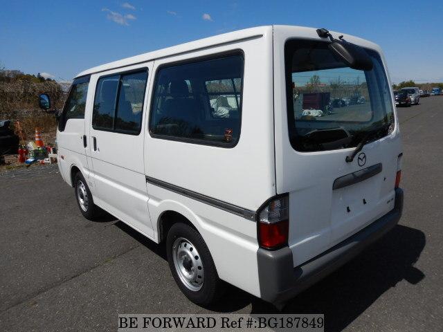 Used 2015 MAZDA BONGO VAN HIGH DECK/ABF-SKP2V for Sale BG187849 - BE FORWARD