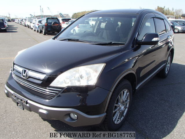 Used 2006 HONDA CR-V BG187753 for Sale
