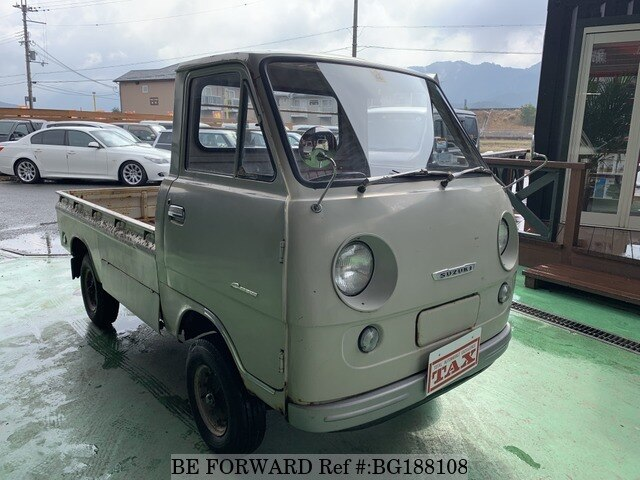 Used 1968 SUZUKI CARRY TRUCK BG188108 for Sale