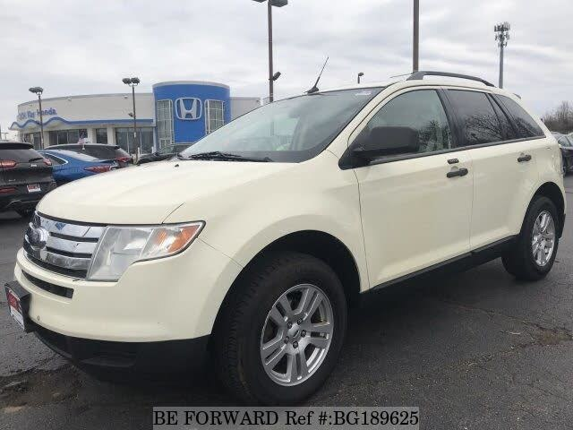 2007 Ford Edge For Sale >> Used 2007 Ford Edge V6 For Sale Bg189625 Be Forward