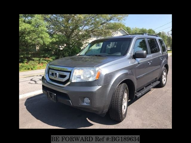 2010 Honda Pilot For Sale >> Used 2010 Honda Pilot V6 For Sale Bg189634 Be Forward