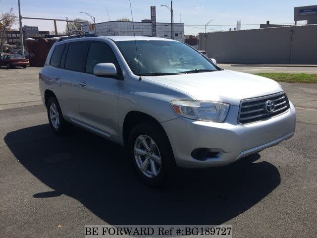Used 2010 TOYOTA HIGHLANDER BG189727 for Sale