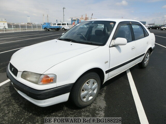 Used 1996 TOYOTA SPRINTER SEDAN BG188228 for Sale
