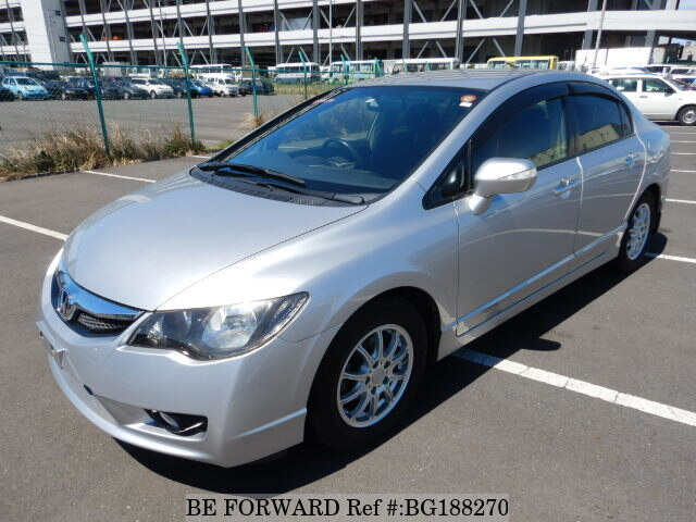 Used 2010 Honda Civic Hybrid Bg188270 For