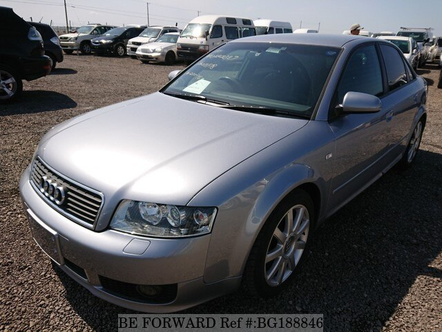 Used 2005 AUDI A4 BG188846 for Sale