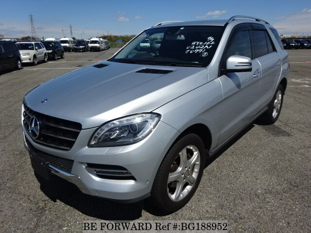 Used 2013 MERCEDES-BENZ M-CLASS BG188952 for Sale