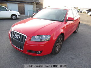 Used 2008 AUDI A3 BG188903 for Sale