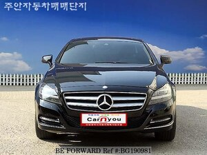 Used 2012 MERCEDES-BENZ CLS-CLASS BG190981 for Sale
