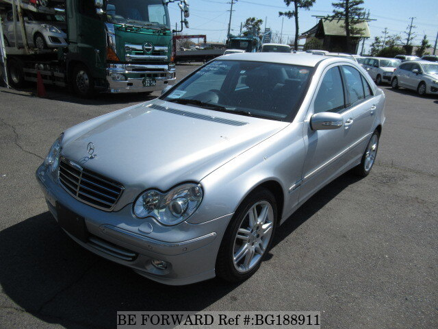 Used 2006 MERCEDES-BENZ C-CLASS BG188911 for Sale