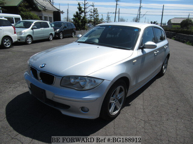 Used 2007 BMW 1 SERIES BG188912 for Sale