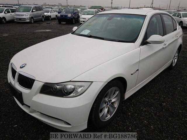 Used 2007 BMW 3 SERIES BG188786 for Sale
