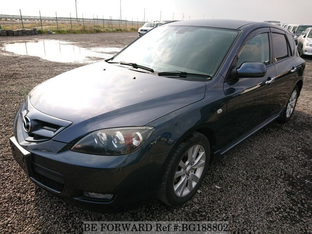 Used 2008 MAZDA AXELA SPORT BG188802 for Sale