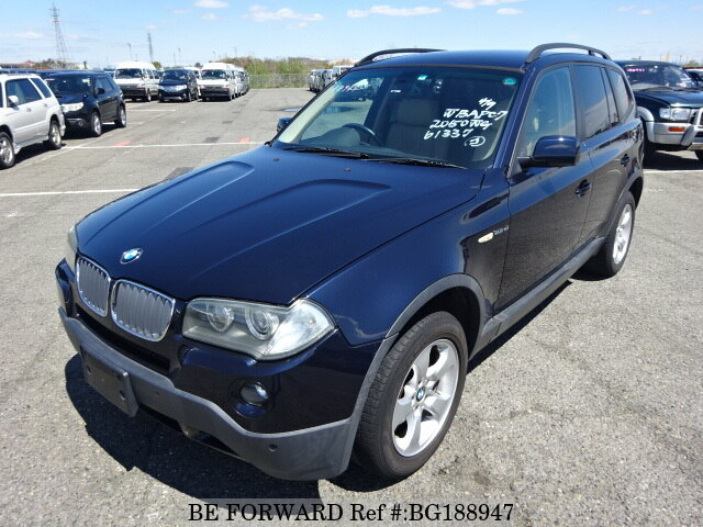 Used 2008 BMW X3 BG188947 for Sale