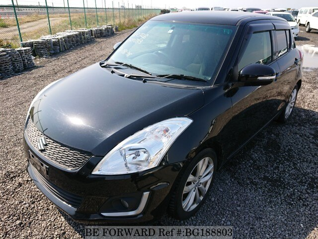 Used 2014 SUZUKI SWIFT BG188803 for Sale