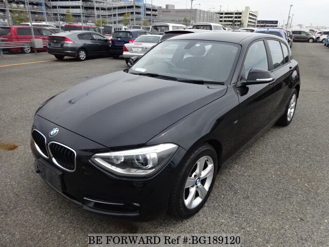 Used 2013 BMW 1 SERIES BG189120 for Sale