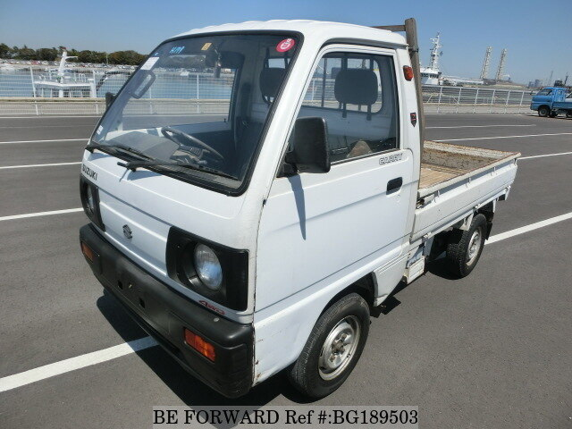 Used 1989 SUZUKI CARRY TRUCK BG189503 for Sale