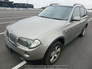 Used 2008 BMW X3 BG189294 for Sale