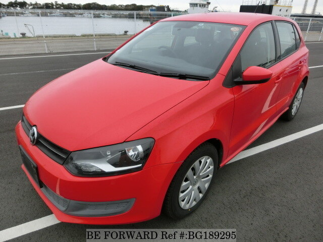 Used 2009 VOLKSWAGEN POLO BG189295 for Sale