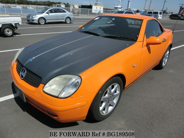 Used 1999 MERCEDES-BENZ SLK BG189508 for Sale