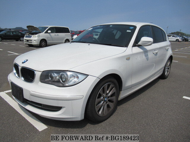 Used 2011 BMW 1 SERIES BG189423 for Sale