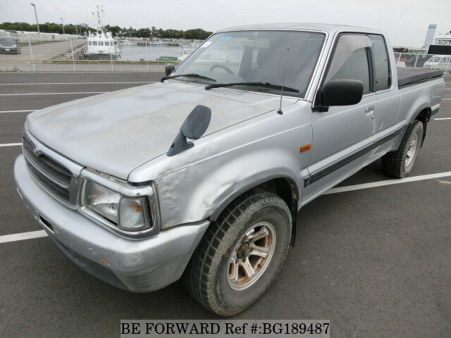 Used 1997 MAZDA PROCEED BG189487 for Sale
