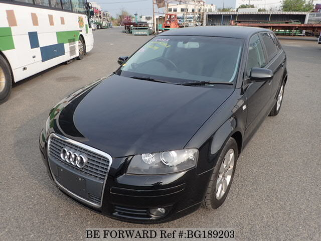 Used 2007 AUDI A3 BG189203 for Sale