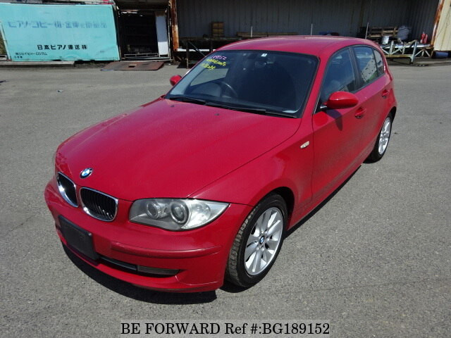 Used 2007 BMW 1 SERIES BG189152 for Sale