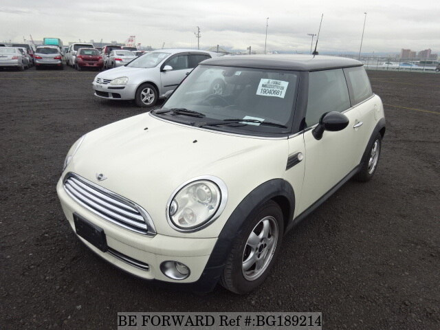 Used 2010 BMW MINI BG189214 for Sale