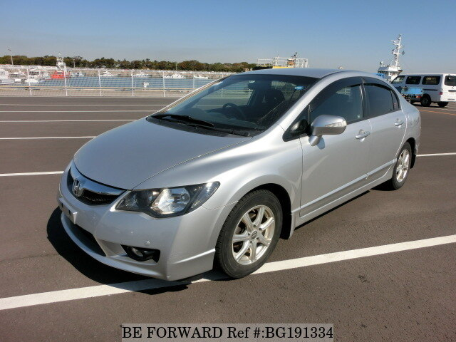 Used 2010 Honda Civic Hybrid Bg191334 For