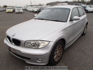 Used 2006 BMW 1 SERIES BG191018 for Sale