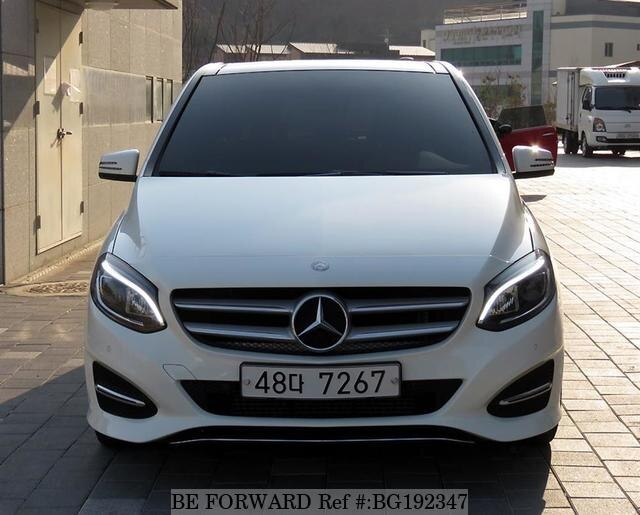Used 2017 MERCEDES-BENZ B-CLASS BG192347 for Sale